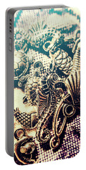 Flares Of Nautical Beauty Portable Battery Charger by Jorgo Photography - Wall Art Gallery