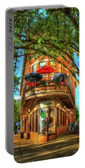 Flatiron Style Pickle Barrel Building Chattanooga Tennessee Portable Battery Charger