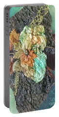 Portable Battery Charger featuring the drawing Flavors Of Fall by Phyllis Howard