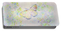 Portable Battery Charger featuring the photograph Flight Of Dreams by Kerri Farley