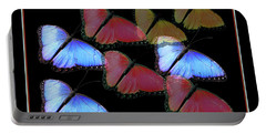 Flight Of The Butterflies Portable Battery Charger