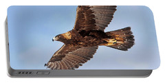 Flight Of The Golden Eagle Portable Battery Charger