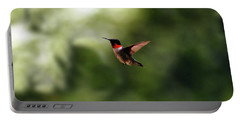 Flight Of The Hummingbird Portable Battery Charger