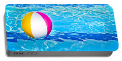 Float Portable Battery Charger by Colleen Kammerer