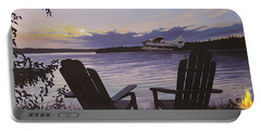 Float Plane Portable Battery Charger