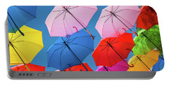 Floating Umbrellas Portable Battery Charger