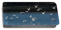 Flock Of Them Portable Battery Charger