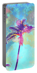 Florida Palm Portable Battery Charger