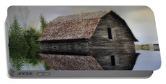 Flooded Barn Portable Battery Charger