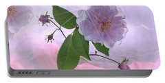 Floral 10 Portable Battery Charger