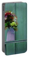 Floral Art 324 Portable Battery Charger