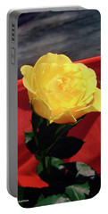 Floral Art 6 Portable Battery Charger