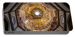 Portable Battery Charger featuring the photograph Florence Cathedral by Jean Haynes