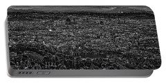 Portable Battery Charger featuring the photograph Florence From Fiesole by Sonny Marcyan