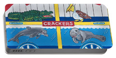 Florida Animal Crackers Portable Battery Charger