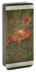 Portable Battery Charger featuring the photograph Florida Art by Hanny Heim