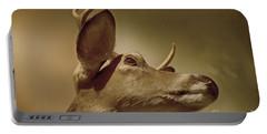 Florida Deer Portable Battery Charger