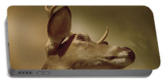Florida Deer Portable Battery Charger