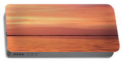 Florida Keys Sunset Impressions Portable Battery Charger