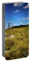 Portable Battery Charger featuring the photograph Florida Lighthouse  by Kelly Wade