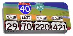 Florida Road Signs Portable Battery Charger