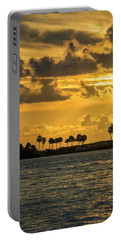 Florida Sunset-1 Portable Battery Charger