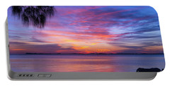 Florida Sunset #2 Portable Battery Charger