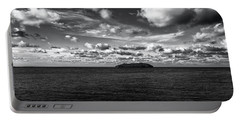 Portable Battery Charger featuring the photograph Floridian Waters by Jon Glaser