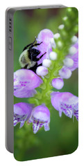Flower Climbing Portable Battery Charger