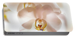 Portable Battery Charger featuring the photograph Flowers Delight- by JD Mims