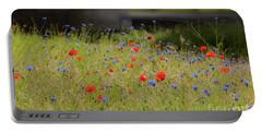 Flower Duet Portable Battery Charger
