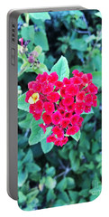 Flower Heart Portable Battery Charger