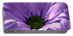Flower Macro Beauty 4 Portable Battery Charger