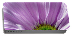 Flower Macro Beauty Portable Battery Charger