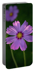 Portable Battery Charger featuring the photograph Flower Of Love by Dale Kincaid