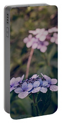 Flower Of The Month Portable Battery Charger