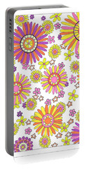 Flower Power 1 Portable Battery Charger