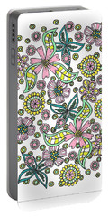 Flower Power 5 Portable Battery Charger