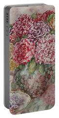 Flowers Arrangement  Portable Battery Charger