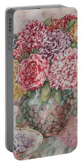 Flowers Arrangement  Portable Battery Charger