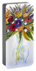 Flowers For An Occasion Portable Battery Charger