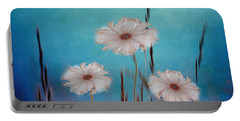 Flowers For Eternity 2 Portable Battery Charger