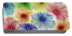 Flowers For Eternity Portable Battery Charger