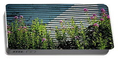 Flowers Line-up Portable Battery Charger