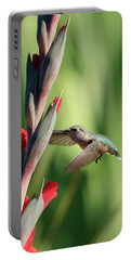 Flowers Nectar Portable Battery Charger