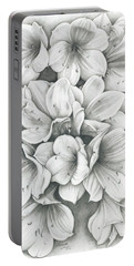 Clivia Flowers Pencil Portable Battery Charger