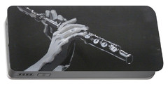 Flute Hands Portable Battery Charger