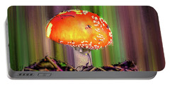 Fly Agaric #g7 Portable Battery Charger