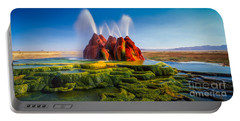 Fly Geyser Panorama Portable Battery Charger