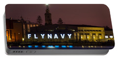 Fly Navy Portable Battery Charger